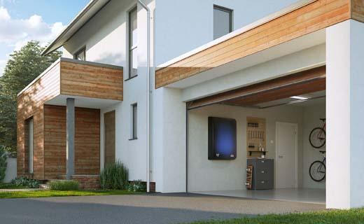 Nissan zet batterijtechnologie in voor comfortabel en duurzaam wonen