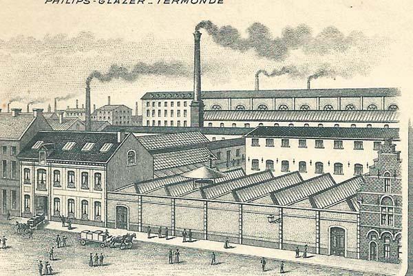 Mei Europees in het teken van fabrieksschoorstenen