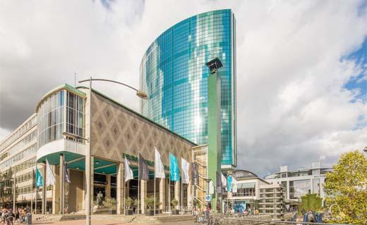 World Trade Center Rotterdam binnen 3 jaar van energielabel E naar A