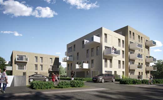 Tongerse feestzaal Ambassador maakt plaats voor 40 nieuwe appartementen