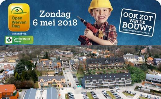 Open Wervendag 2018: de bouw als bruistablet voor samenleving en steden