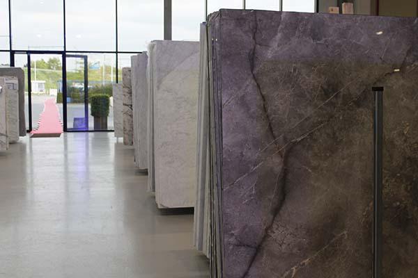 Beltrami opent Stone Gallery, unieke toonzaal voor natuursteenplaten