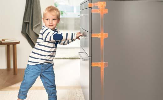 Tover je ladekasten om tot een kidsproof designparel
