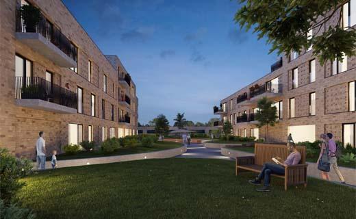 Tekort aan nieuwbouw zorgt voor stormloop op nieuwe woonwijk in Gentbrugge