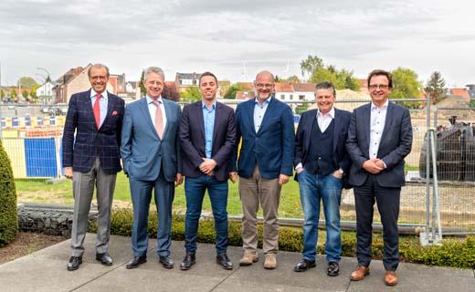Overname Kumpen leidt geboorte Willemen Construct en Willemen Infra in