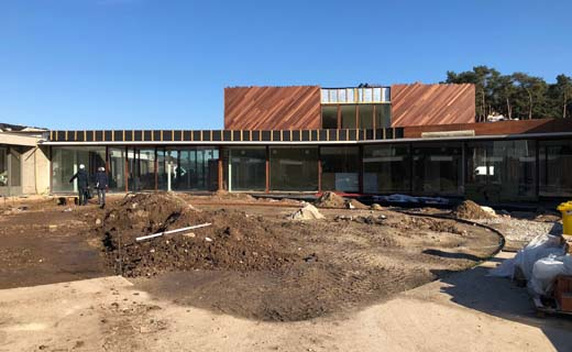 Kijkdagen in uitbreidingsproject van Huize Walden in Westmalle