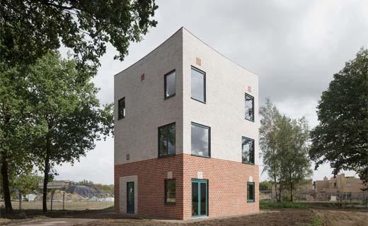 Atlas Huis wint Brick Award