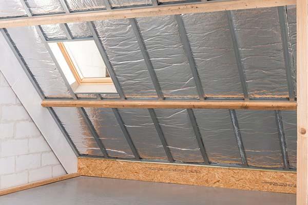 Knauf Twinfit 034, duurzame oplossing voor hellende daken