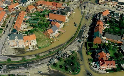 Meer verdichting vergt doorgedreven ingrepen in waterrobuust bouwen
