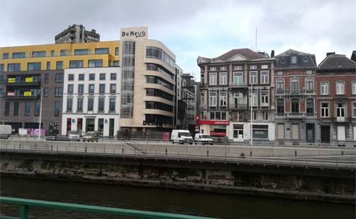 Charleroi, stad in mutatie