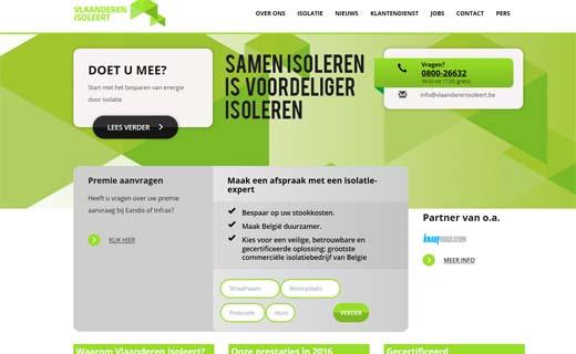 Ombudsman klaagt praktijken van het bedrijf 'Vlaanderen Isoleert' aan