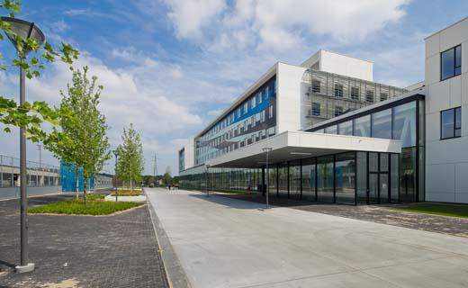 Hoe een gebouw het genezingsproces versnelt (fotospecial)