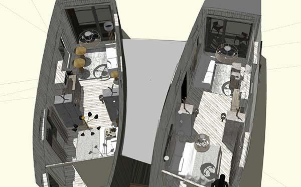 Het prototype van de Lodge