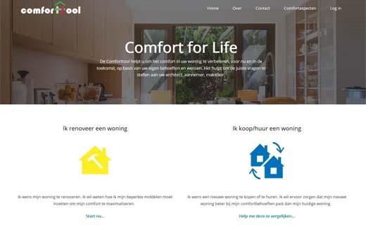 UHasselt ontwikkelt tool om je wooncomfort te verbeteren