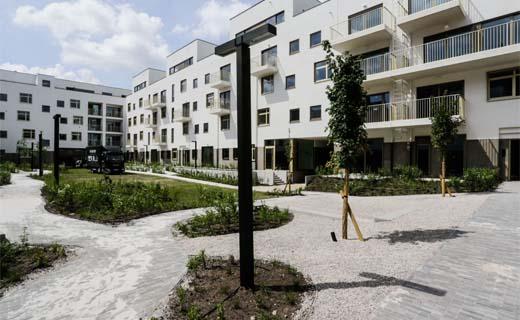Grootste nieuwbouwproject van Antwerpse binnenstad is klaar
