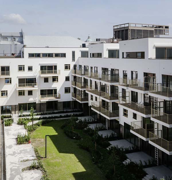 Residentie Leopold - Antwerpen