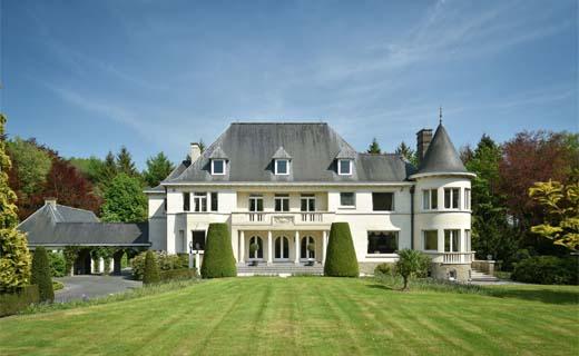 Verkoop van villa's en landhuizen draait opnieuw op volle toeren