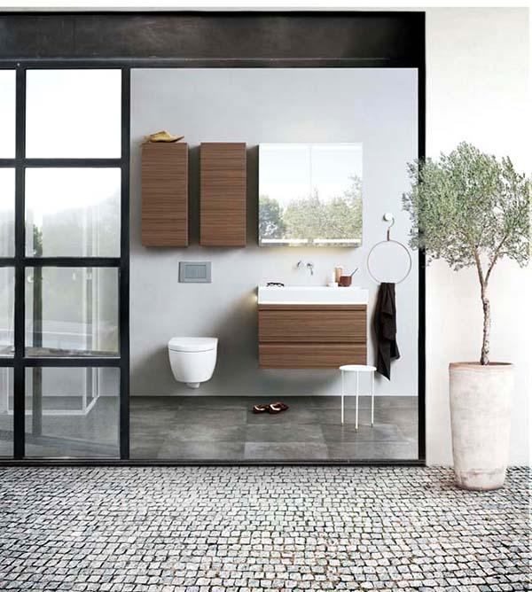 Dansani - Houd de badkamer netjes