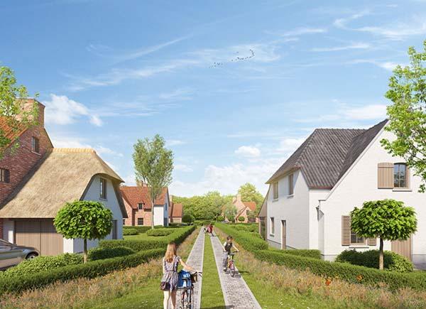 Vergunning voor nieuwe woonwijk inSint-Martens-Latem