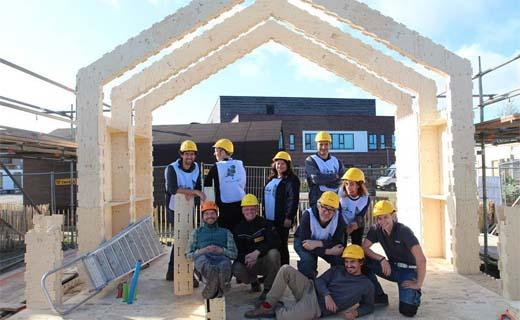 Kamp C en provincie Vlaams-Brabant ontwikkelen kleine energiezuinige woningen