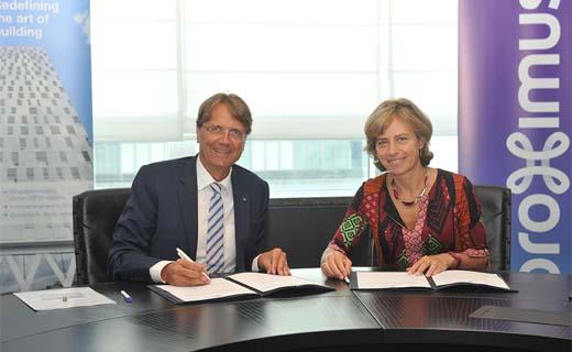 BESIX Group en Proximus kondigen samenwerking aan voor Smart Buildings