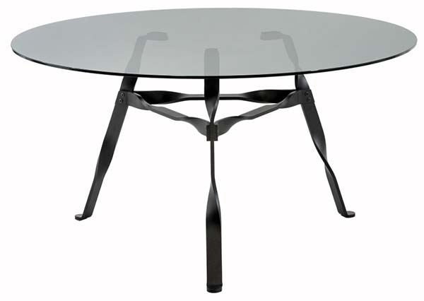 Functionals lanceert Twist Glass table