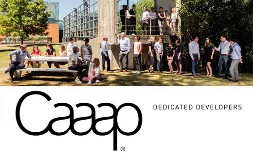 Vanhaerents Development wordt CAAAP