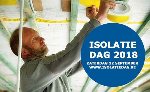 Vlaamse Isolatiedag: BENOveren = Beter Renoveren