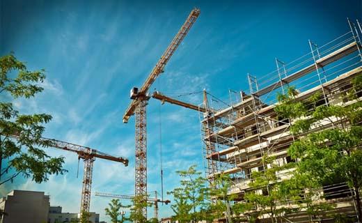 Twee derde van nieuwe woningen & flats nemen geen bijkomende ruimte in