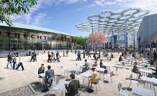 Uitnodiging Architectenbezoek Stationsbuurt Utrecht