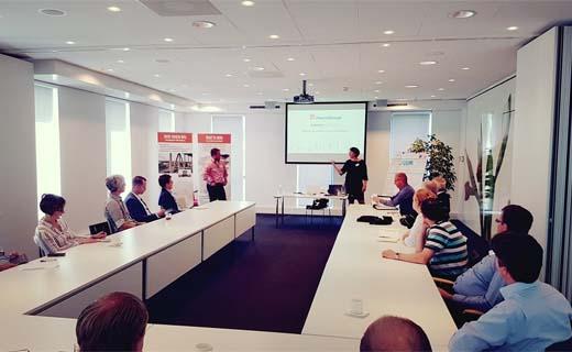 BIMPraat sessie over correct beheren van data en bestanden in BIM-projecten