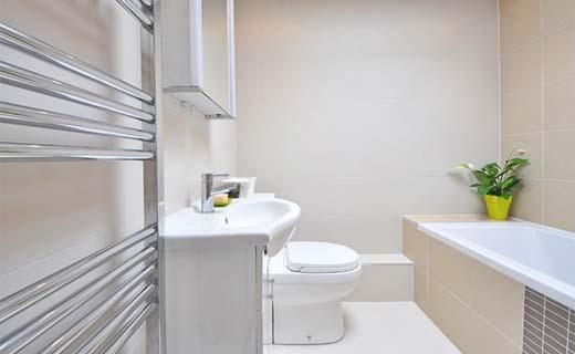 Een badkamerradiator kiezen: handige tips