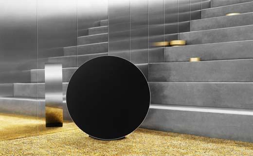 Beosound Edge: luidspreker voor thuis in een nieuwe vorm