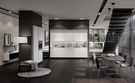 Nieuwe Design Keuken : De nieuwe geometrie van de keuken bouwenwonen
