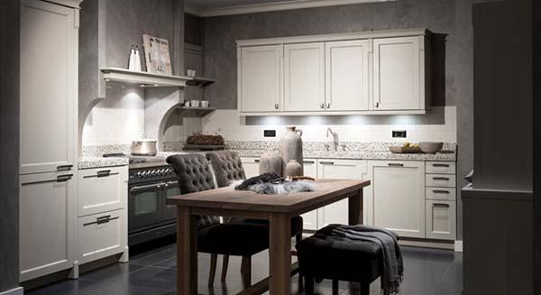 Natuurlijke materialen in je keuken bouwenwonen