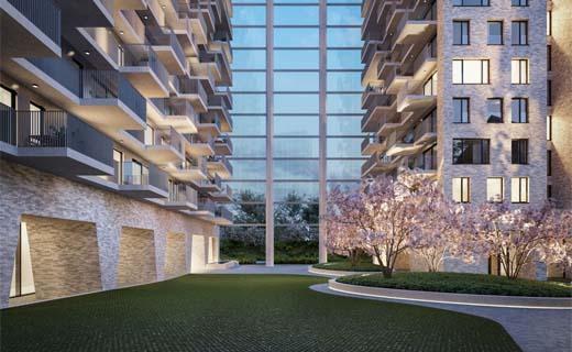 Louise Marie: 207 nieuwe appartementen in Antwerpen