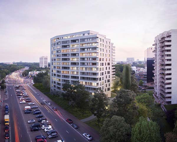 Cores Development - Louise Marie in Antwerpen