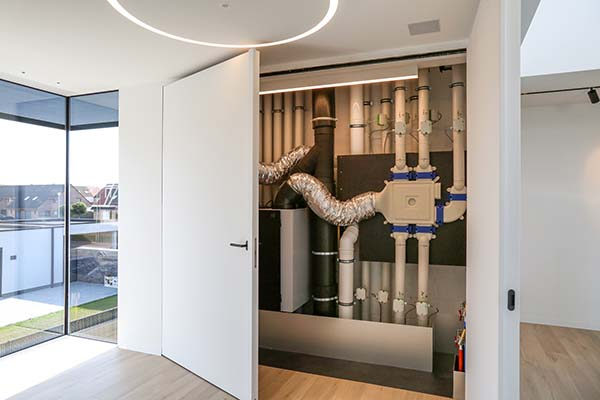 Renson Concept Home in Waregem
