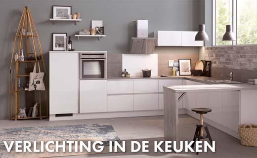 Ideeen Verlichting Woonkamer : Tips voor verlichting in de keuken bouwenwonen
