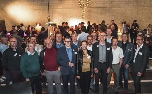 Bouwunie Antwerpen en Vlaams-Brabant fuseren tot één sterkere werking