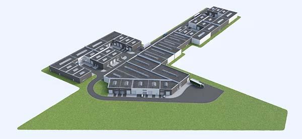 Gloednieuw KMO-park voor lokale ondernemers in Waarschoot