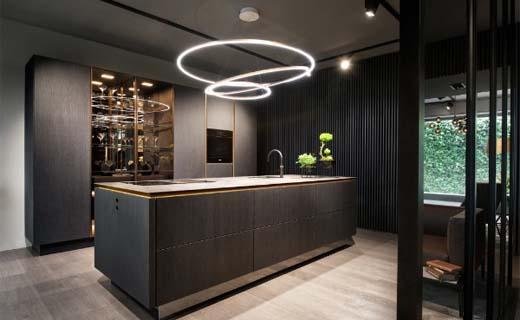 De nieuwe greeploze keuken van SieMatic