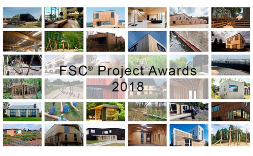 36 projecten in de running voor de FSC Project Awards 2018