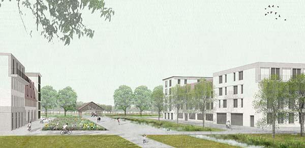 Duurzame wijk De Werve Hoef in Wijnegem klaar voor uitvoering