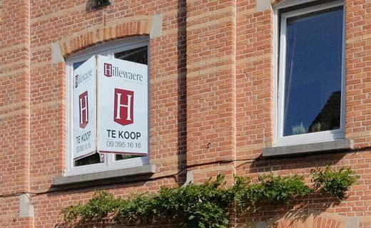 Gentse huizenjagers bieden tot 20% boven vraagprijs door woningtekort