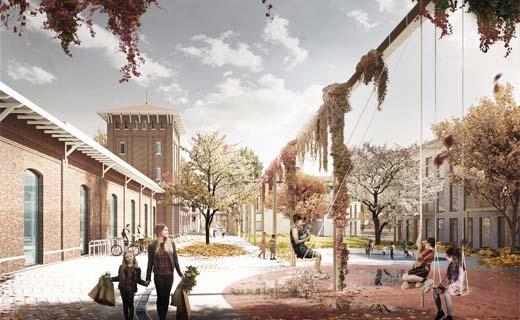 Ontwerpteam BPD/De Nijs wint gunning Slachthuisterrein Haarlem