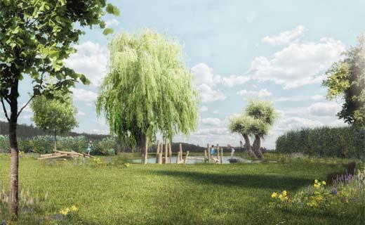 Lebbeke krijgt nieuw groen park van meer dan één hectare
