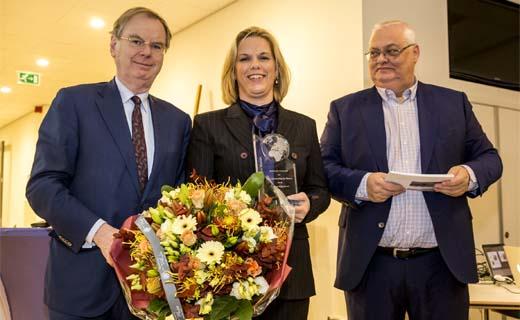 Duurzaamheidsprijs Wonen 2018 naar Duscholux en Bouwbedrijf van der Hulst