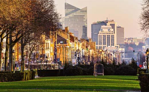 Antwerpen en Brussel scoren ondermaats op gebied van duurzaamheid