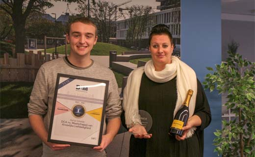 Bouwbedrijf DCA wint BIM Award dankzij uitzonderlijke aanpak rond veiligheid